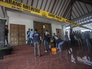 Polri Gencarkan Kerja Bhabinkantibmas Antisipasi Aksi Penyerangan