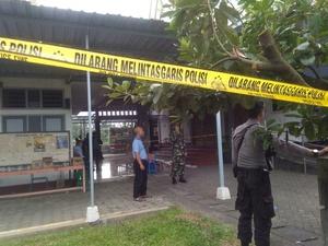 Aksi Aiptu Almunir Lumpuhkan Penyerang Gereja LidwinaDiapresiasi
