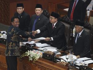 Kewenangan DPR di Tiga Pasal UU MD3 Dinilai Merusak Ketatanegaraan