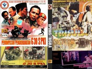 Dwipajana dan Film-Film daripada Soeharto