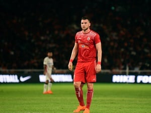 Persija di Liga 1 2018, Marko Simic Optimis Finis Tiga Besar