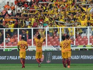 Hasil Piala Gubernur Kaltim: Persiba vs Sriwijaya FC Skor Akhir 0-1