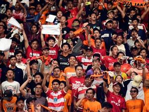 Anies Sampaikan Selamat Persija Menang di Final Piala Presiden 2018