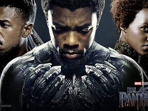 Black Panther Catat Rekor Box Office Akhir Pekan Meraup $201,8 Juta