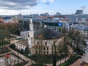 Masjid Raya Brussels Terancam Tutup: Apakah Belgia Sarang Teroris?