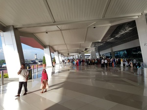 Rizieq Batal Pulang, Polisi Tetap Siagakan Personel di Bandara