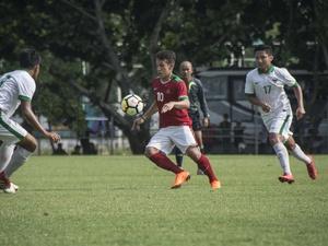 Skor Timnas U23 vs Singapura, Tiga Gol Indonesia Bobol Gawang Lawan