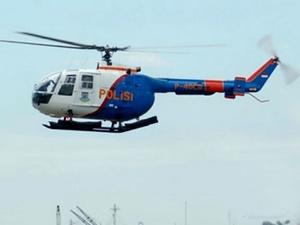 Propam Selidiki Kasus Helikopter Polri Diduga Angkut Pengantin