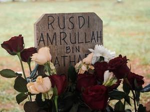 Pemakaman Wartawan Senior Rusdi Mathari