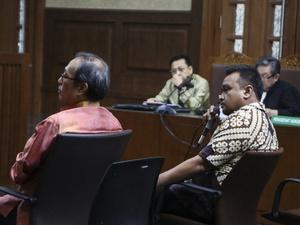 Sidang Setya Novanto Hadirkan 4 Saksi Meringankan untuk Terdakwa