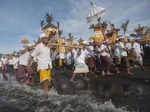 Hari Raya Nyepi di Bali, Kominfo Imbau Matikan Layanan Internet
