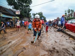 BMKG: Bandung Masih Berpotensi Hujan Lebat dan Angin Kencang