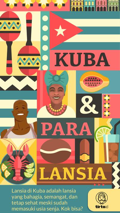 Kuba dan Para Lansia