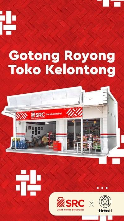 Gotong Royong Toko Kelontong