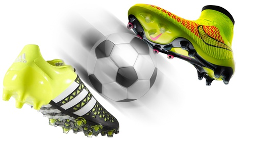 Hasil gambar untuk Langkah Teguh Dengan Soccer Cleats
