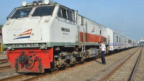 Kereta api bandung pangandaran