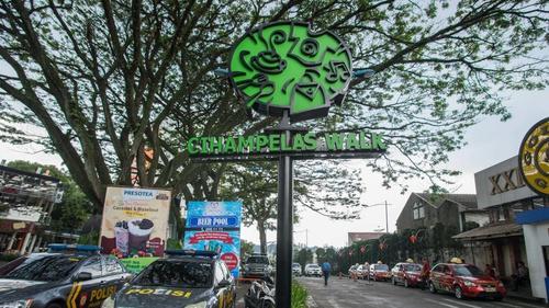 Bandung Yang Memikat Turis Malaysia Tirto Id