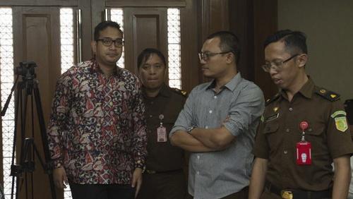 Penyidik Polri Brotoseno Terima Vonis 5 Tahun Penjara Tirto Id