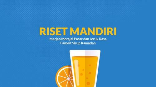 Apa Sirup Favorit Saat Ramadan Tirto Id