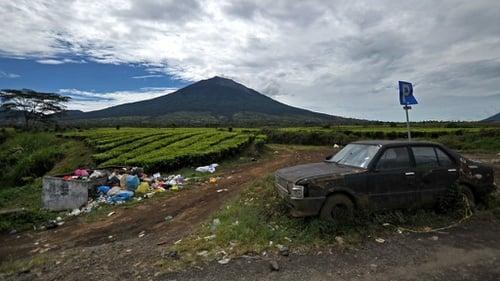 Sejarah Erupsi Kerinci Letusan Gunung Api Tertinggi Di Indonesia Tirto Id