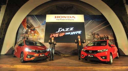 Harga Dan Spesifikasi New Honda Jazz Per Juli 2019 Tirto Id