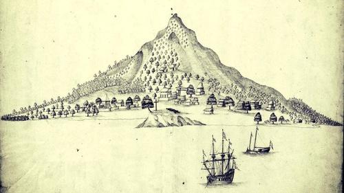 Afbeeldingsresultaat voor kerajaan larantuka
