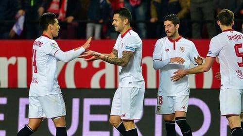 Hasil Sevilla Vs Real Madrid Di Liga Spanyol Skor Akhir 3 2 Tirto Id