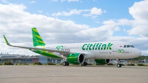 Citilink Ikuti Lion Air Terapkan Bagasi Berbayar Mulai 8