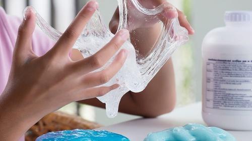 Cara Mudah Membuat Slime Dengan Bahan Yang Aman Murah Tirto Id