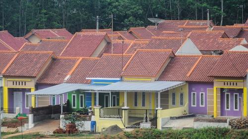 730 Gambar Rumah Btn Depok HD