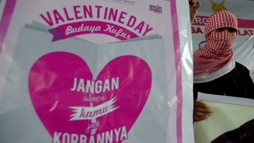 Larangan Perayaan Valentine Di Depok Meski Tanpa Surat
