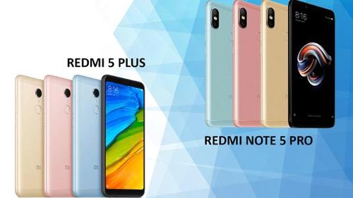 Perbandingan Xiaomi Redmi 5 Plus Dan Redmi Note 5 Pro Unggul Mana