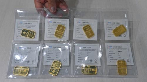 Investasi Emas Secara Eceran Cukup Dengan Jari Tangan Tirtoid