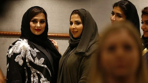 Fashion Show Pertama Kali Dalam Sejarah Arab Saudi - Tirto.ID 59d65af6f6