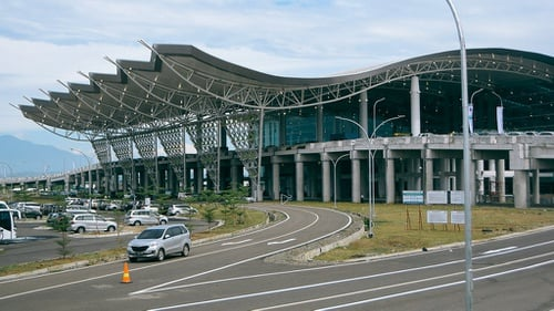 Hasil gambar untuk foto bandara kertajati