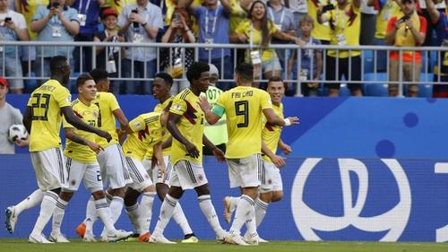 Hasil Kolombia Vs Paraguay Skor Akhir   Los Cafeteros Sempurna