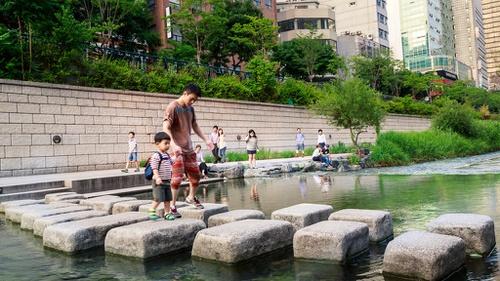 84 Gambar Air Sungai Yang Jernih Terlihat Keren