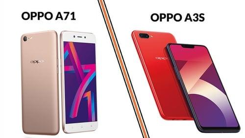 Perbedaan Spesifikasi Oppo A71 2018 Dan A3s Unggul Mana Tirto Id
