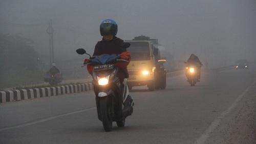 Sekolah Di Kalimantan Barat Diliburkan Akibat Kabut Asap