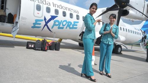 Harga Tiket Garuda Jakarta Padang Turun Mulai 28 Februari 2019 Tirto Id
