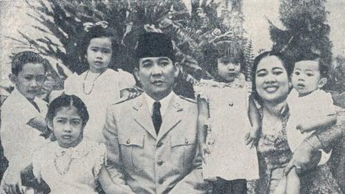 presiden soekarno bersama anak dan istri  1  istimewa ratio