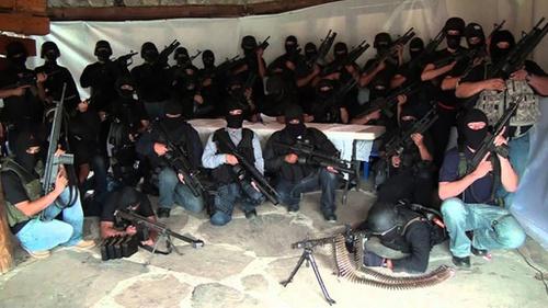 Los Zetas: Ketika Tentara Elite jadi Kartel - Tirto.ID