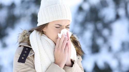 Cara Mengatasi Alergi Dingin Pada Bayi - Mengatasi Masalah