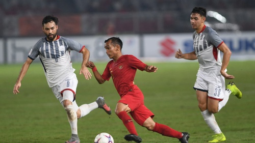Hasil Klasemen Kualifikasi Piala Dunia 2022 Guam Vs Filipina 1 4 Tirto Id