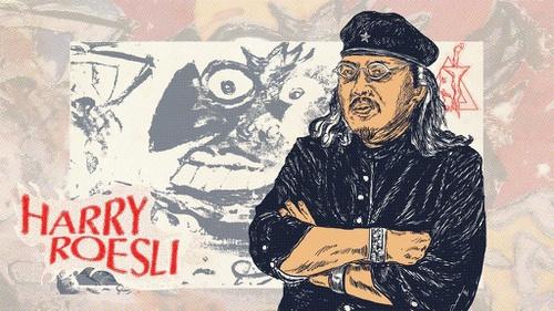 Harry Roesli Hidup Bandel Melawan Rezim Orde Baru Tirto Id