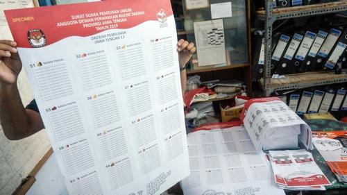 Kpu Dan Bawaslu Datangi Lokasi Pencetakan Surat Suara Pemilu
