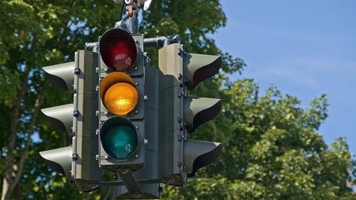 Image result for lampu kuning lalu lintas
