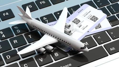 Nestapa Pemudik Rindu Kampung Halaman Tapi Tiket Pesawat Mahal