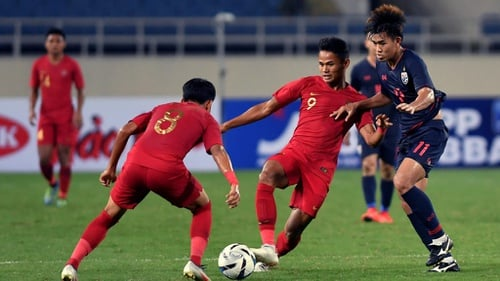 Live Streaming Timnas U-23 Indonesia vs Vietnam di Pra-Piala