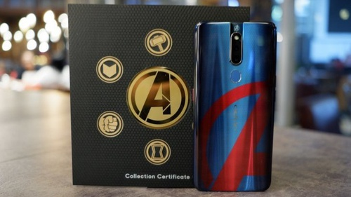 Oppo Buka Keran Pre Order F11 Pro Marvel S Avengers Hingga 4 Mei